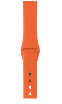 Apple Watch 42 SP řemínek oranžový
