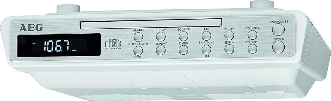 AEG KRC 4376 bílé kuchyňské rádio