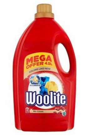 Woolite Mix Colors prací gel (4,5l)