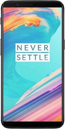 OnePlus 5T 64 GB černý