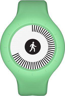 Nokia Go fitness náramek, zelený