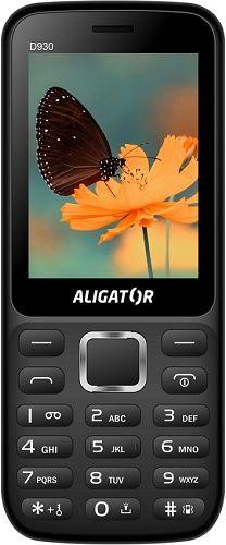 Aligator D930 Dual SIM, černý