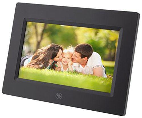 Gogen Frame 7 WiFi, černý