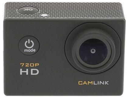 Camlink CL-AC11 černá + dárek CamLink TP130 - Flexibilní 5-sekční stativ zdarma
