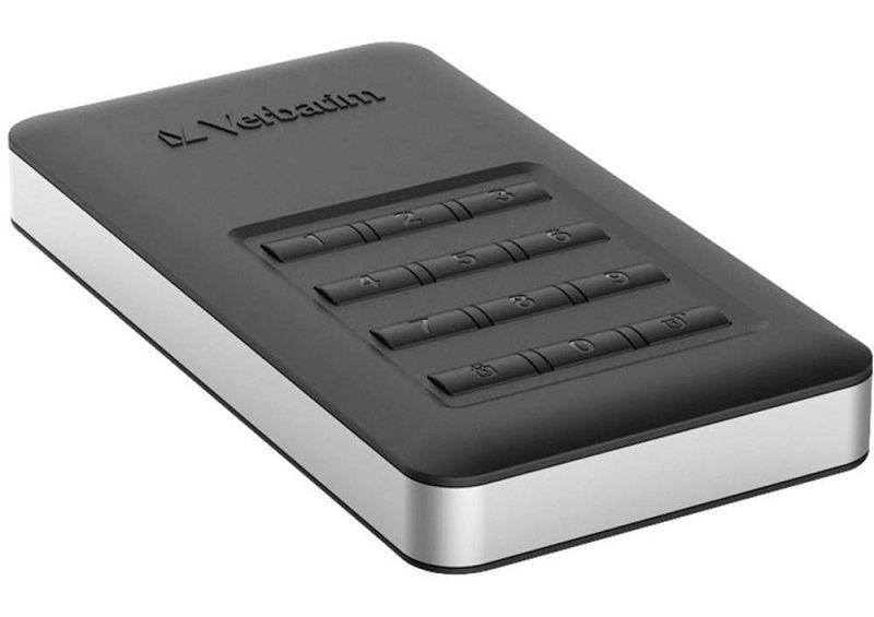 """Verbatim Store 'n' Go Secure HDD 2,5"""" 1TB"""
