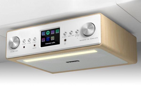 Auna Connect Soundchef béžové