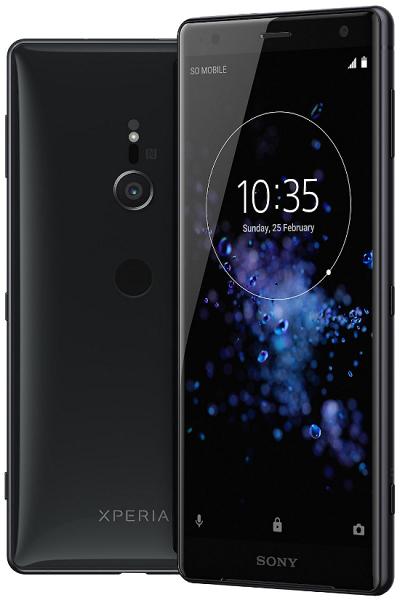 Sony Xperia XZ2 černý