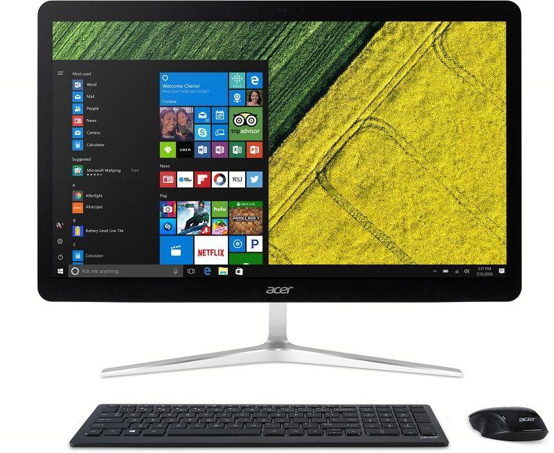 Acer U27-880 DQ.B8SEC.003 stříbrný
