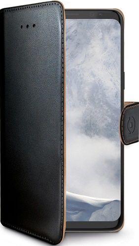 Celly Wally knížkové pouzdro pro Samsung Galaxy S9, černá
