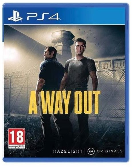 A Way Out - PS4 hra