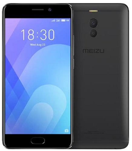 Meizu M6 Note 32 GB černý
