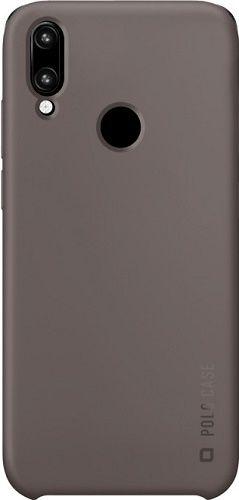 SBS silikonové pouzdro pro Huawei P20 Lite, hnědá