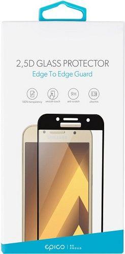 Epico 2,5D tvrzené sklo pro Huawei Nova Smart, černé