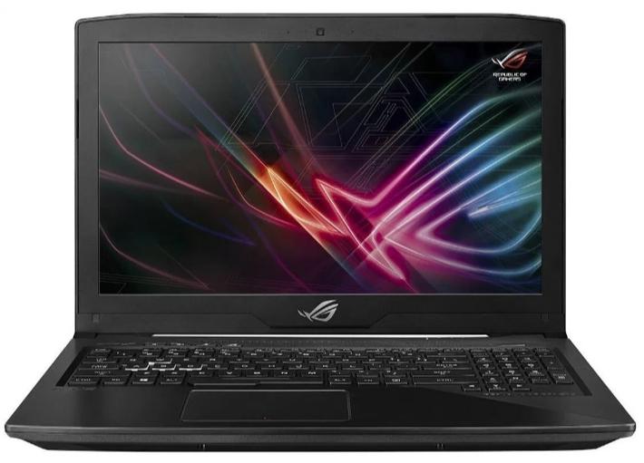"""Asus ROG Strix GL503VM-FY026T černý + dárek Logo brašna na 15,6"""" notebook (černá), eScan Internet Security Suite Antivirový software na 90 dní, Yenkee YMS 002BK bezdrátová myš zdarma"""