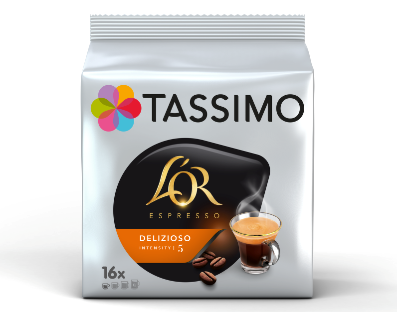 Tassimo Jacobs L'Or Delizioso (16ks)