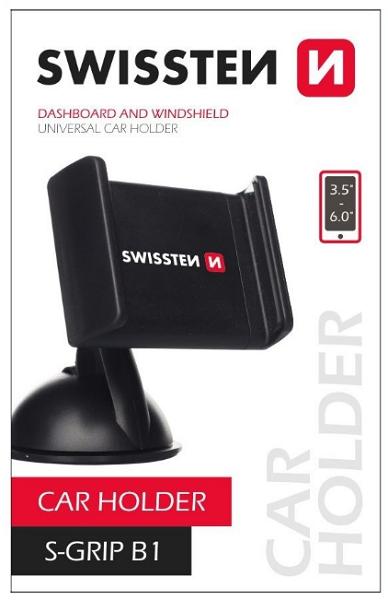 """Swissten S-Grip B1 3,5-6.0"""" držák"""