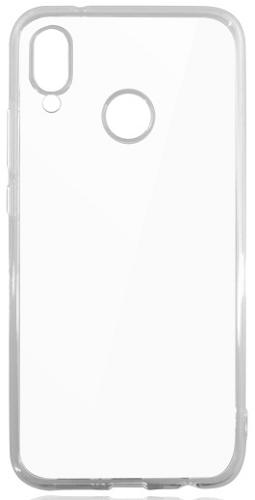 Mobilnet gumové pouzdro pro Huawei P20 Lite, transparentní