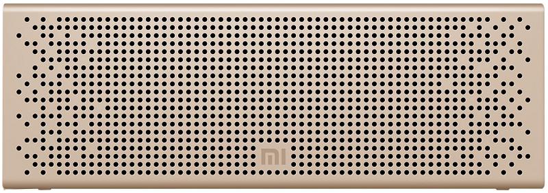 Xiaomi Mi Bluetooth Speaker zlatý