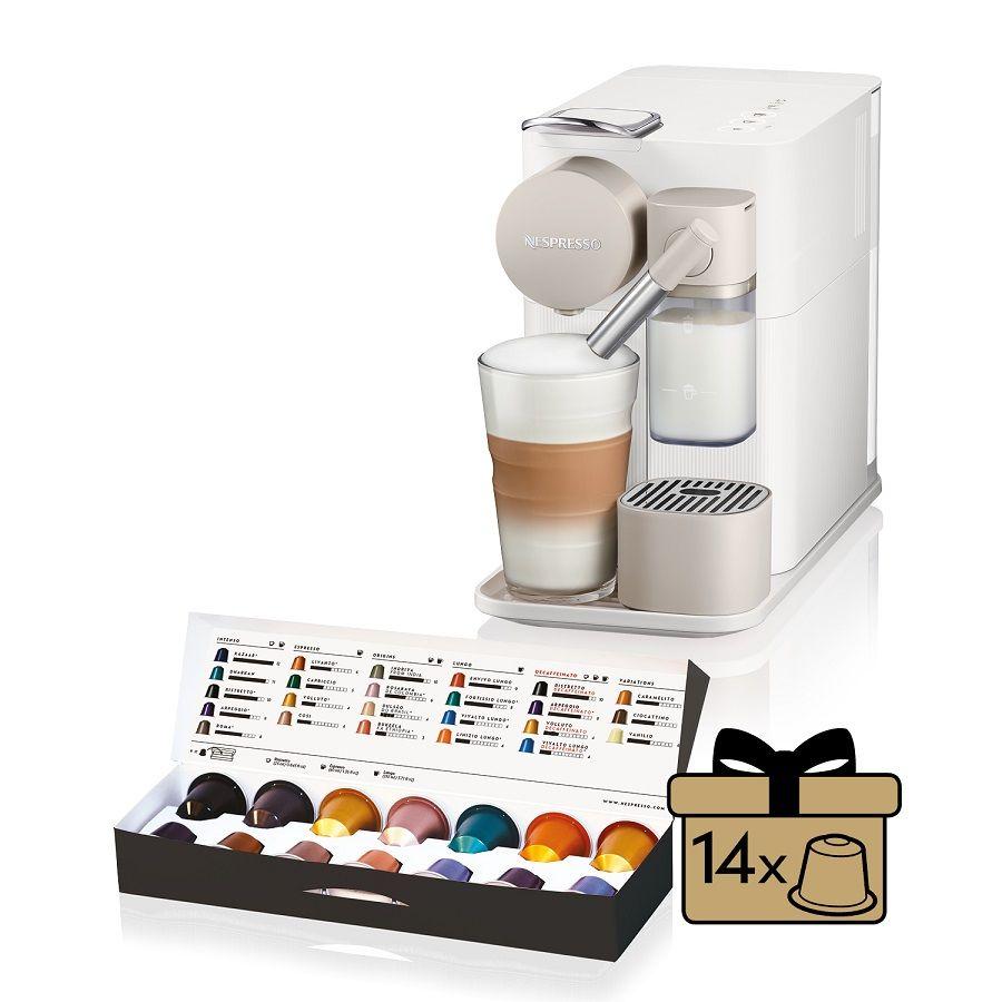 Nespresso DéLonghi Lattissima One EN500.W