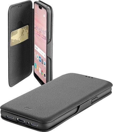 Cellularline Book Clutch pouzdro pro Huawei P20 Pro, černé