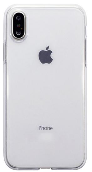 Winner pouzdro pro iPhone X a iPhone Xs, transparentní