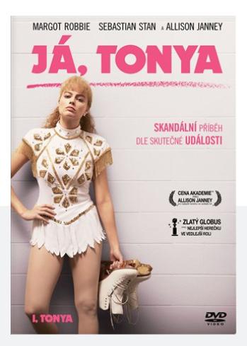 Já, Tonya DVD film