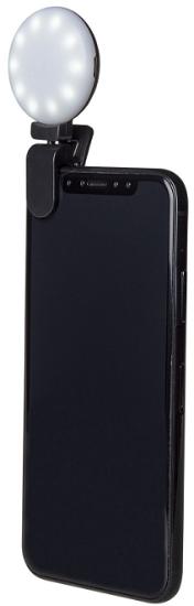 Celly ClickLight přídavný blesk k chytrému telefonu, černý