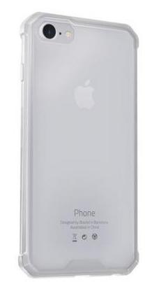 4-OK Air Hybrid pouzdro pro iPhone 7/8, transparentní