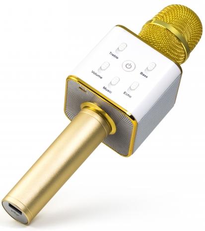 MusicMan Technaxx BT-X31 zlatý