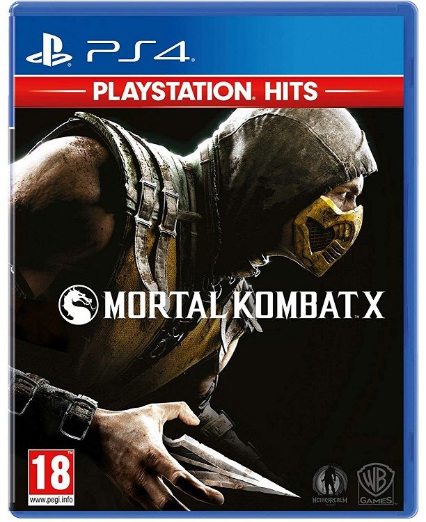 Mortal Kombat X (PlayStation Hits Edition) - PS4 hra