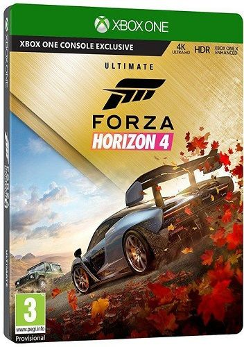 Forza Horizon 4 Ultimate Edition Xbox One hra
