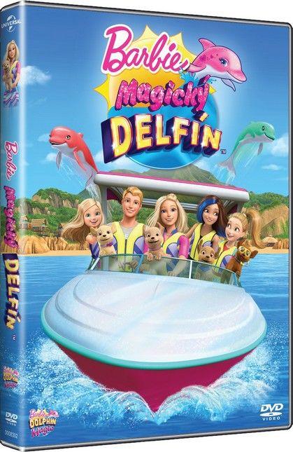Barbie - Magický delfín - DVD film