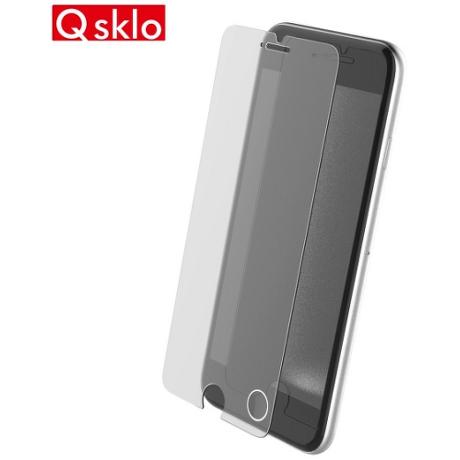 Q sklo tvrzené sklo pro Apple iPhone 6/6S, transparentní