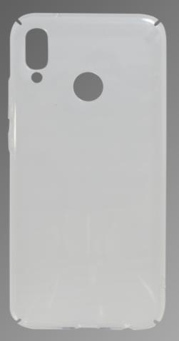 Mobilnet plastové pouzdro pro Huawei P20 Lite, transparentná