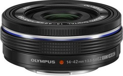 Olympus M.Zuiko Digital ED 14-42mm 3.5-5.6, černý