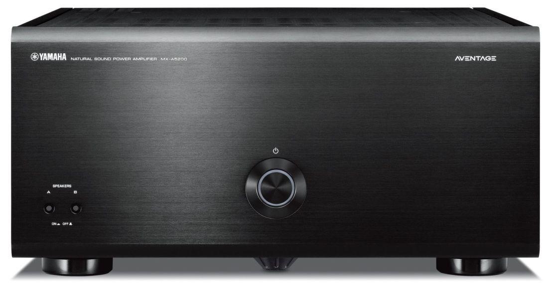 Yamaha MX-A5200 černý