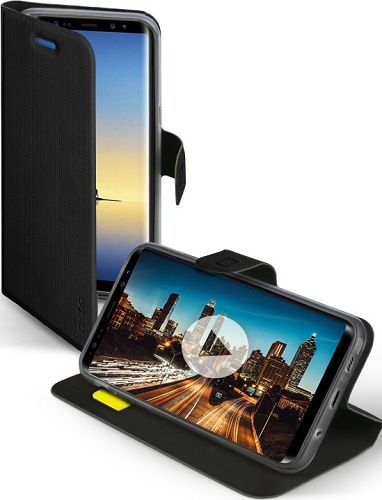 SBS flipové pouzdro pro Samsung Galaxy Note 9, černé