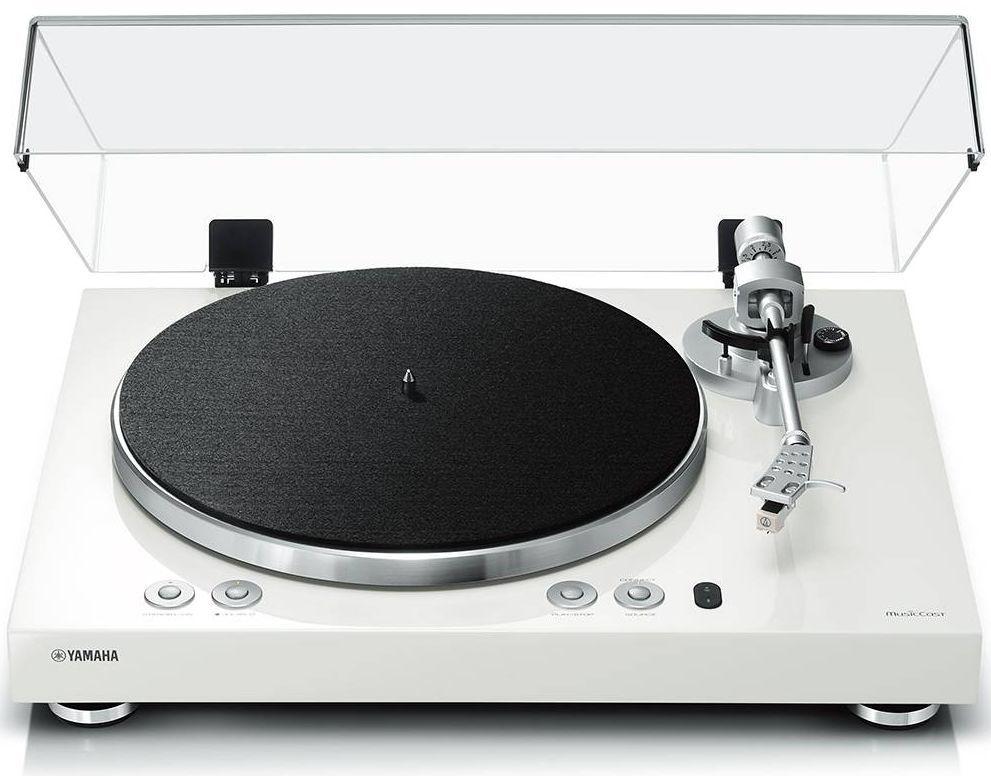 Yamaha TT-N503 MusicCast Vinyl 500 bílý