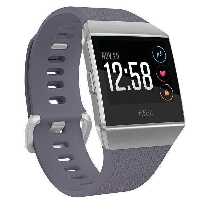 Fitbit Ionic, bílo šedé
