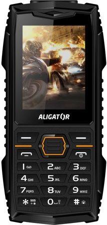 Aligator R15 eXtremo černý