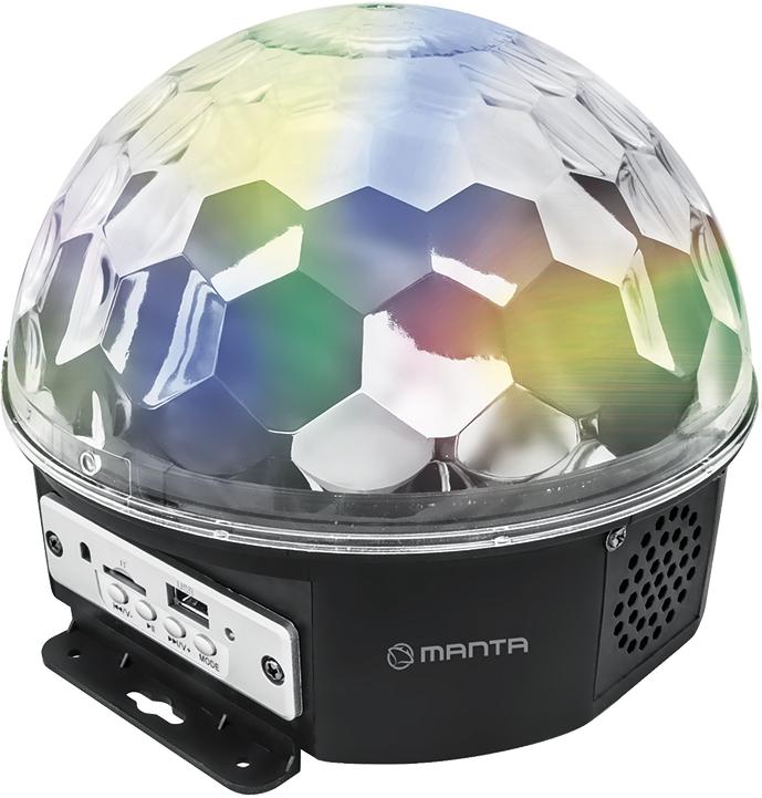 Manta MDL021 disko koule