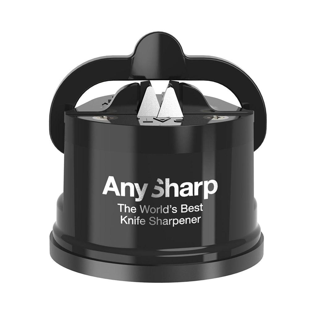 Anysharp ASKSEDBLK černý brousek na nože