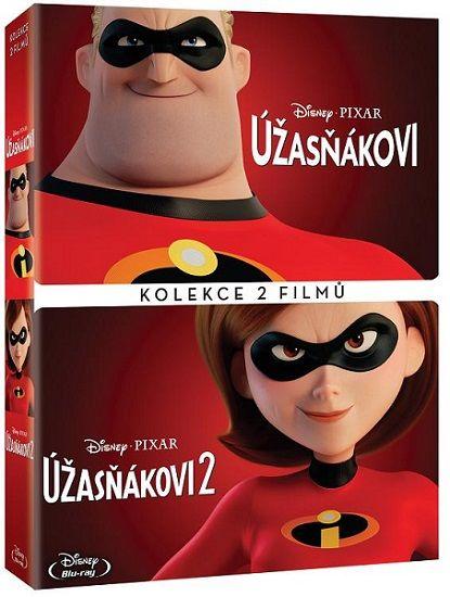 Úžasňákovi 1 + 2: Kolekce - Blu-ray film