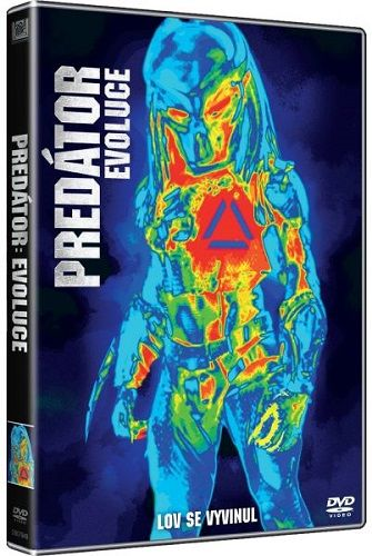 Predátor: Evoluce - DVD film