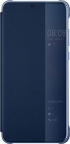 Huawei flipové pouzdro pro Huawei P20 Pro, modrá
