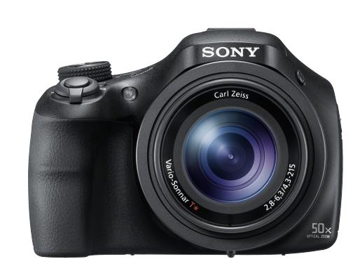 Sony CyberShot DSC-HX400V černý