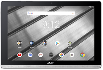 Acer Iconia One 10 FHD Metal B3-A50FHD NT.LEWEE.005 stříbrný