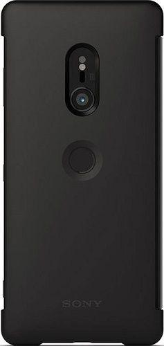 Sony Style Touch flipové pouzdro pro Sony Xperia XZ3, černá