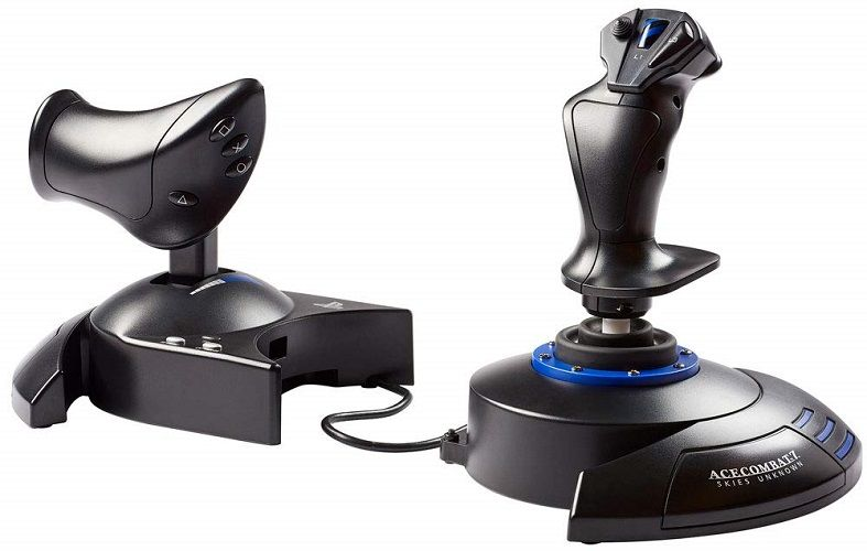 Thrustmaster T. Flight Hotas 4 Ace Combat 7 Limited Edition pro PC/PS4