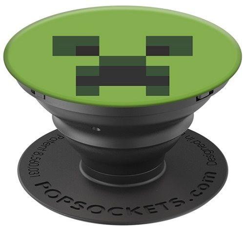 PopSockets držák na chytrý telefon, Minecraft Creeper